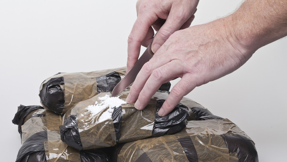 Na Malti zasegli rekordnih 740 kilogramov kokaina, ki je bil na poti v Slovenijo (foto: Profimedia)