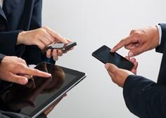Polovica sodelujočih v raziskavi zaskrbljenih zaradi digitalne izmenjave osebnih informacij
