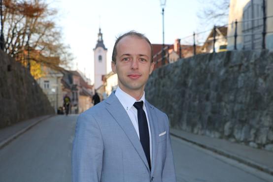 """Tomaž Simetinger: """"Mladi kulturo vidijo kot področje, ki jih podpira pri njihovem osebnostnem razvoju!"""""""