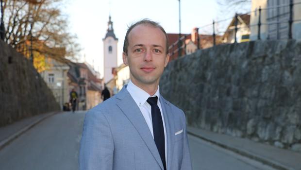 """Tomaž Simetinger: """"Mladi kulturo vidijo kot področje, ki jih podpira pri njihovem osebnostnem razvoju!"""" (foto: Samo Trtnik)"""