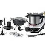 Napredni univerzalni kuhinjski aparat Bosch Cookit je edini na trgu, ki omogoča temperaturo do 200 °C in poskrbi za popolno aromo pri pečenju. (foto: arhiv BSH)