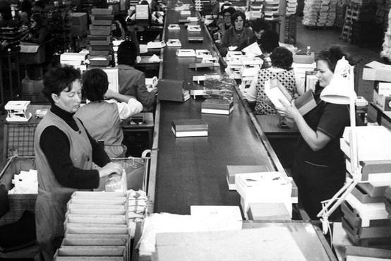 Kako se je razvijala tehnika v gospodinjstvu (ob 50-letnici tovarne iz Nazarij)