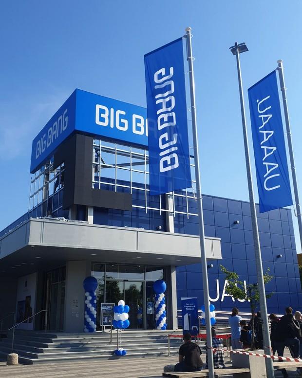 Big Bang z enotno prodajno platformo briše meje med fizičnim in digitalnim svetom