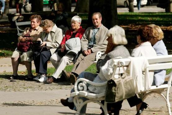 V Sloveniji dosegamo vse bolj častitljivo starost