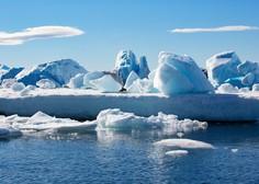 Po novem poimenovanju se je štirim oceanom pridružil še peti - Južni ocean
