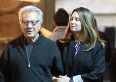 Oskarjevca Sissy Spacek in Dustin Hoffman skupaj v komični drami