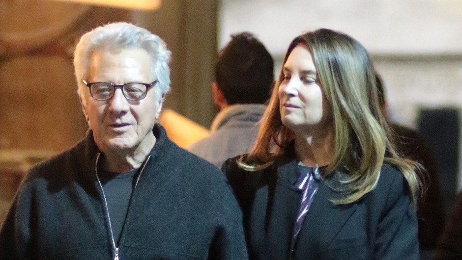 Oskarjevca Sissy Spacek in Dustin Hoffman skupaj v komični drami (foto: profimedia)
