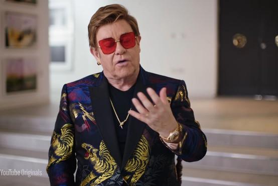 Eltona Johna skrbi izgubljena generacija talentov, ki bo plačala davek na brexit