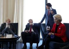 Vrh G7 končan z načelnim dogovorom o opuščanju premoga, a brez natančnega datuma