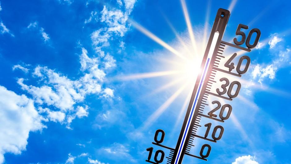 V 30 letih se je temperatura zraka v državi povzpela za okoli 1,7 stopinje Celzija (foto: Profimedia)