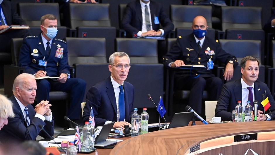 Vrh Nata odprl novo poglavje v čezatlantskih odnosih, prvič zaostrili držo do Kitajske (foto: Profimedia)