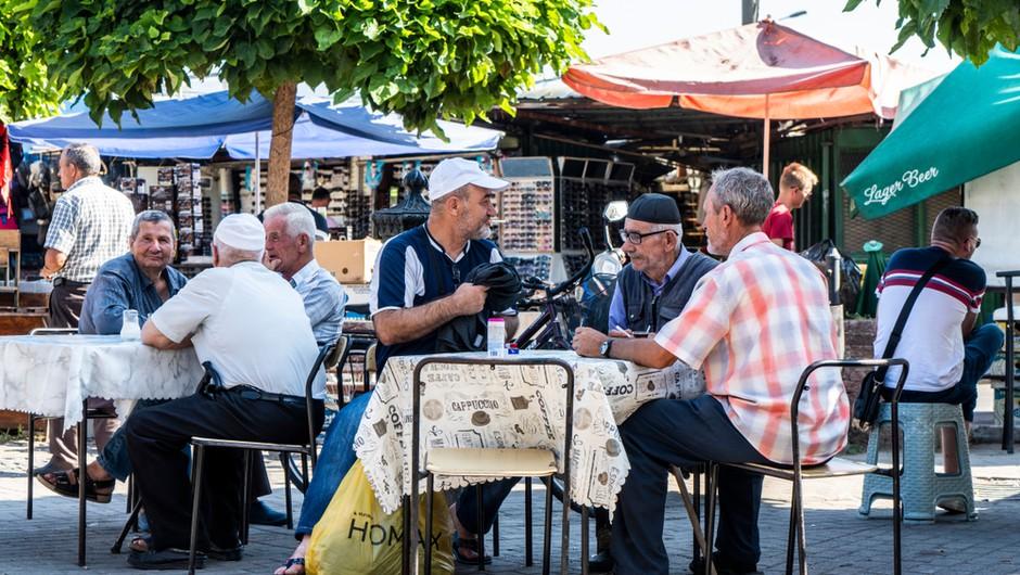 V Severni Makedoniji prvič po desetih mesecih covid-19 ni zahteval življenj (foto: Shutterstock)