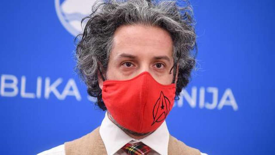 Epidemiološka služba ponovno vzpostavila aktivno sledenje visoko tveganim stikom (foto: Nebojša Tejić/STA)