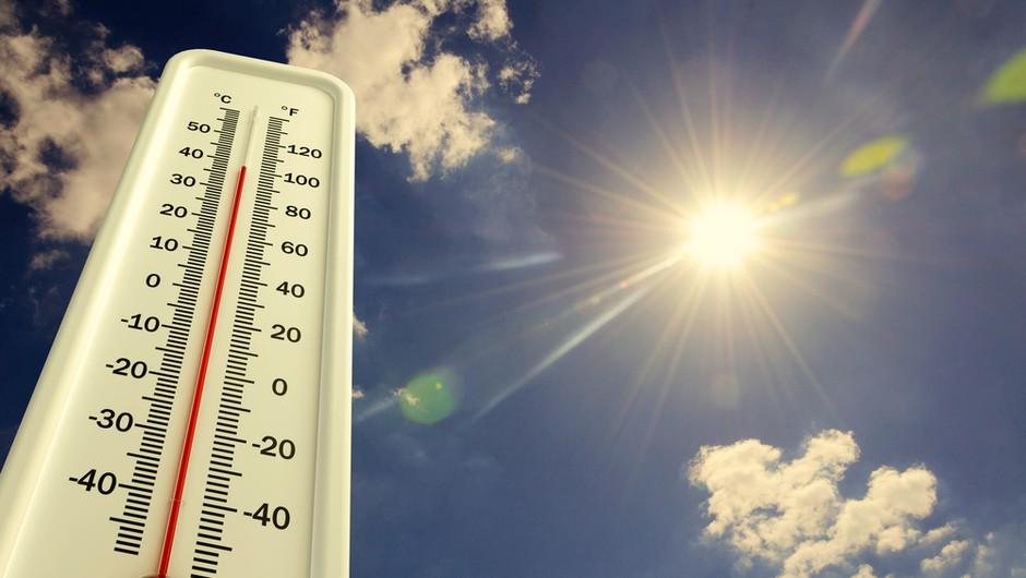 Arso: Pred nami je prvi vročinski val, ki bo trajal predvidoma do ponedeljka (foto: Shutterstock)