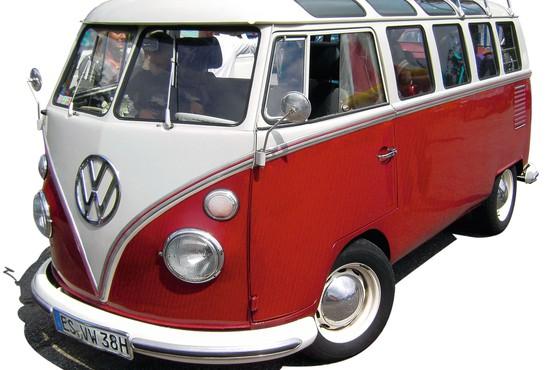 Volkswagen (med drugim) registriral ime Samba. A ne veselite se prehitro...