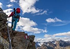 Slovenija premore več kot deset tisoč kilometrov označenih planinskih poti