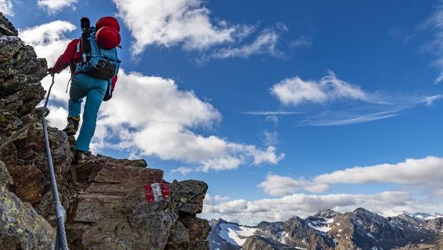 Slovenija premore več kot deset tisoč kilometrov označenih planinskih poti (foto: profimedia)