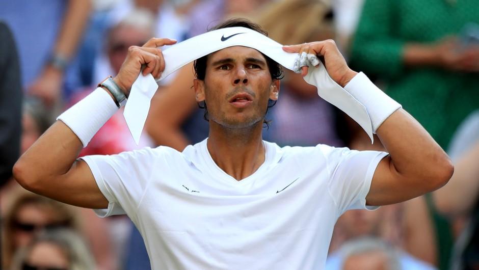 Nadal odpovedal Wimbledon in olimpijske – 5 stvari, ki jih morate vedeti (foto: Profimedia)