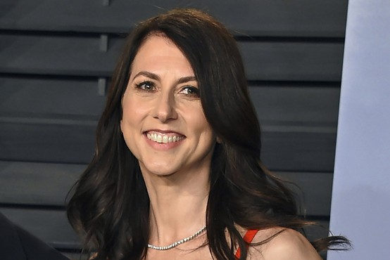 Bivša žena Jeffa Bezosa z novimi milijardnimi donacijami – 5 stvari, ki jih morate vedeti o MacKenzie Scott