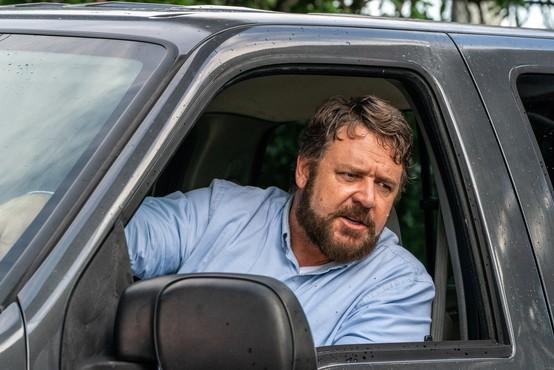 Russell Crowe bo zgradil studio malodane na lastnem pragu
