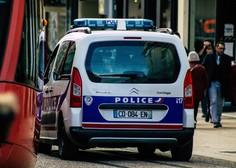 Zabave željni Francozi so napadli policiste, ki so preprečili rejv zabavo v Bretanji