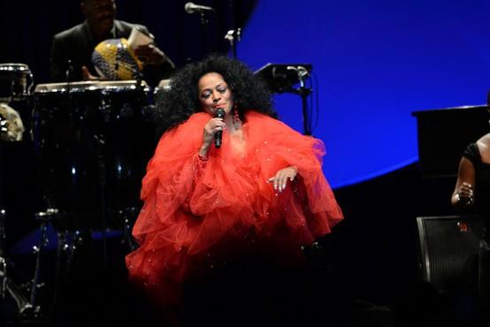 Diana Ross je po 15 letih za jesen napovedal nov album