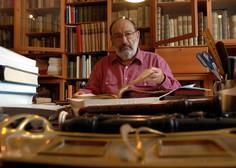 Več kot 44.000 knjig pokojnega Umberta Eca bo prevzela knjižnica bolonjske univerze