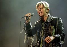Na dražbi eno redkih slikarskih del Davida Bowiea, kupljeno za drobiž v kanadskem zbirnem centru