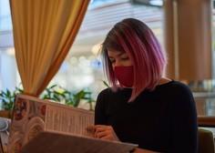 Dnevne okužbe v Sloveniji so v soboto padle na 2,5 odstotka testiranih