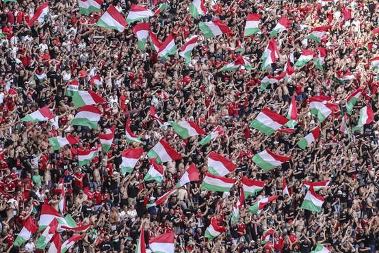 Madžarski navijači pod drobnogledom Uefe zaradi nešportnega navijanja