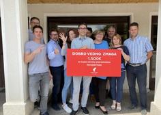 Izjemen uspeh pobude 'Recite živjo': Za tople obroke starostnikov 1.500 evrov!