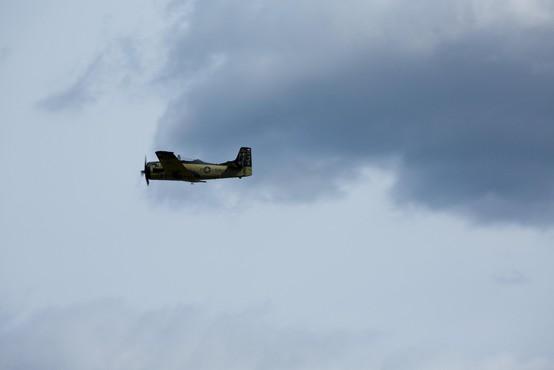 Na Češkem strmoglavilo letalo; huje poškodovan slovenski fotograf Majcen