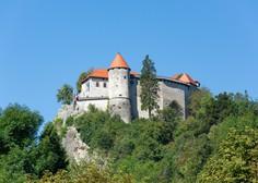 Slovenija ima precejšnje število gradov