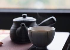 Pitje zelenega čaja na Japonskem ni le nujno opravilo, ki poteši žejo
