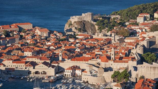 Na Hrvaškem rdeče opozorilo zaradi vročinskega vala (foto: Profimedia)