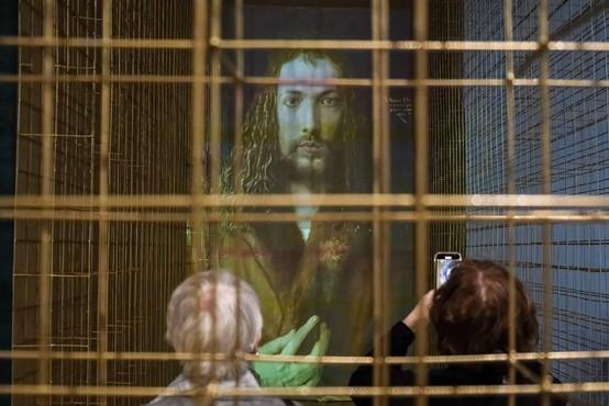 Ljubitelji umetnosti množično v cerkev zaradi domnevnega dela Albrechta Dürerja