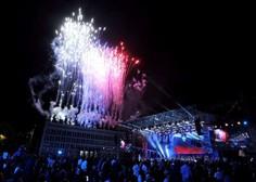 Ob osrednji proslavi dneva samostojnosti je Slovenija simbolno prevzela predsedovanje EU