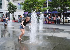 ZDA in Kanado zajel vročinski val z rekordnimi temperaturami