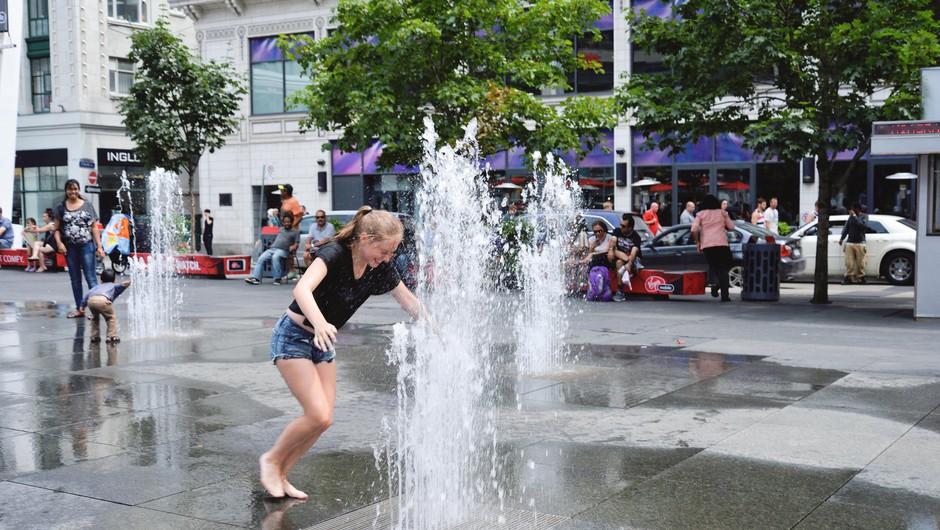 ZDA in Kanado zajel vročinski val z rekordnimi temperaturami (foto: Profimedia)