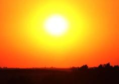 V Kanadi namerili skoraj 50 stopinj Celzija
