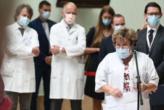 Po svetu nastajajo long-covidne klinike, v Sloveniji pa jih verjetno ne bo