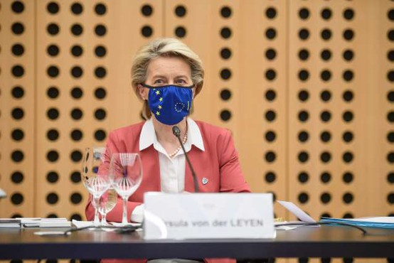 Von der Leynova napovedala potrditev slovenskega načrta za okrevanje