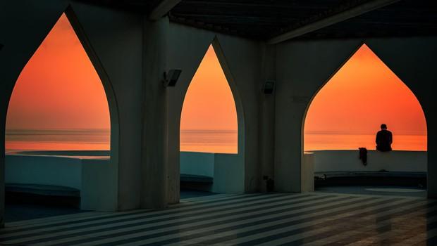 Moč črt arhitekta: ali zakaj me privlači prostor Arabije, misterij prikritega? (foto: profimedia)