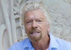 Tekma milijarderjev: 9 dni pred Bezosom bo v vesolje poletel Branson