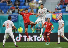 Španski nogometaši za preboj v polfinale ugnali Švicarje po enajstmetrovkah