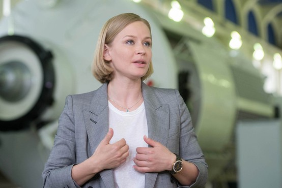Rusi bodo prehiteli Misijo nemogoče in jeseni posneli prvi film v vesolju