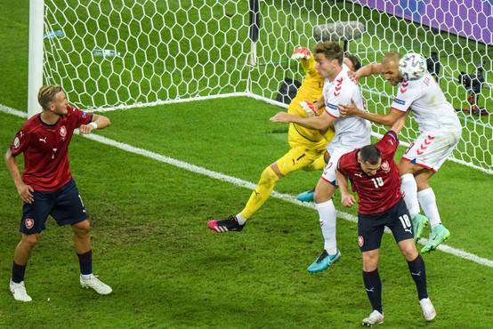 Tretji polfinalist evropskega prvenstva v nogometu je Danska