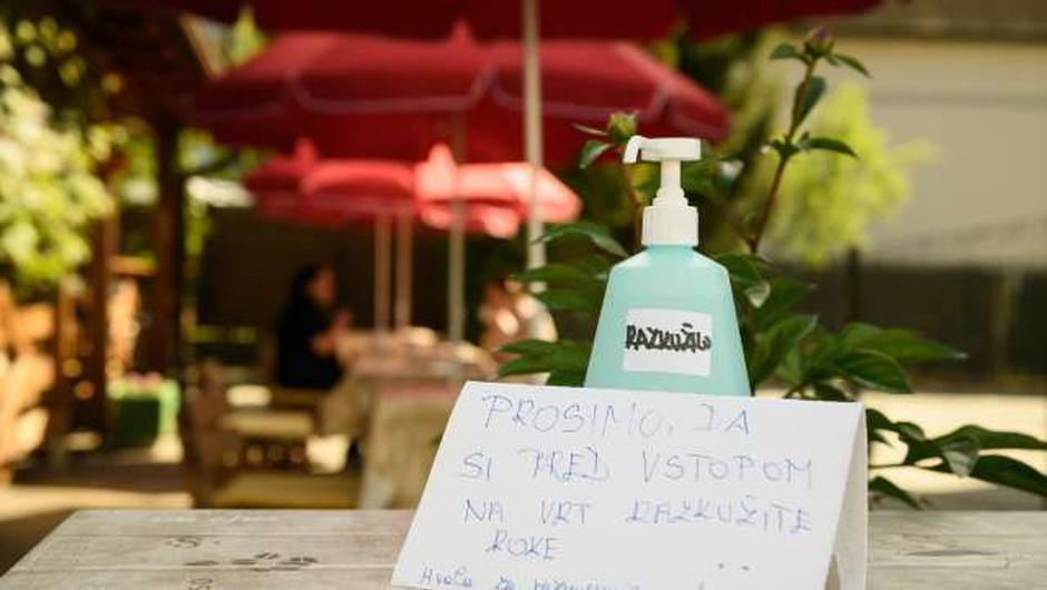 Odslej še dodatno sproščeno opravljanje dejavnosti (foto: Nebojša Tejić/STA)