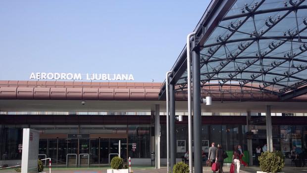 Na ljubljanskem letališču vse več prometa (foto: Profimedia)