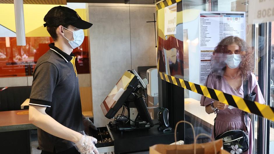 Video: celotna ekipa McDonald's restavracije nepričakovana dala odpoved (foto: profimedia)